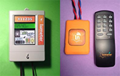 Lumeter microgrid meters