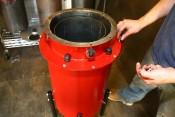 installing reactor-800