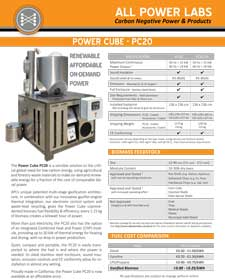 PC 20 Power Cube
