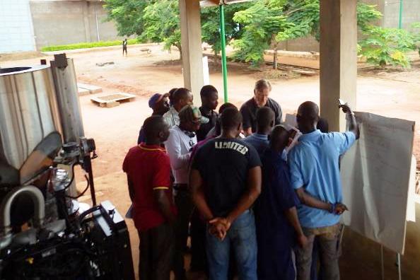 Songhai Center, Benin West Africa