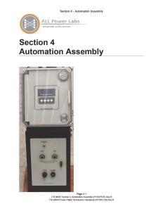 Automation Handbook