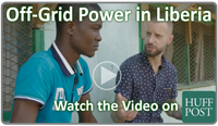 Off Grid Power in Liberia
