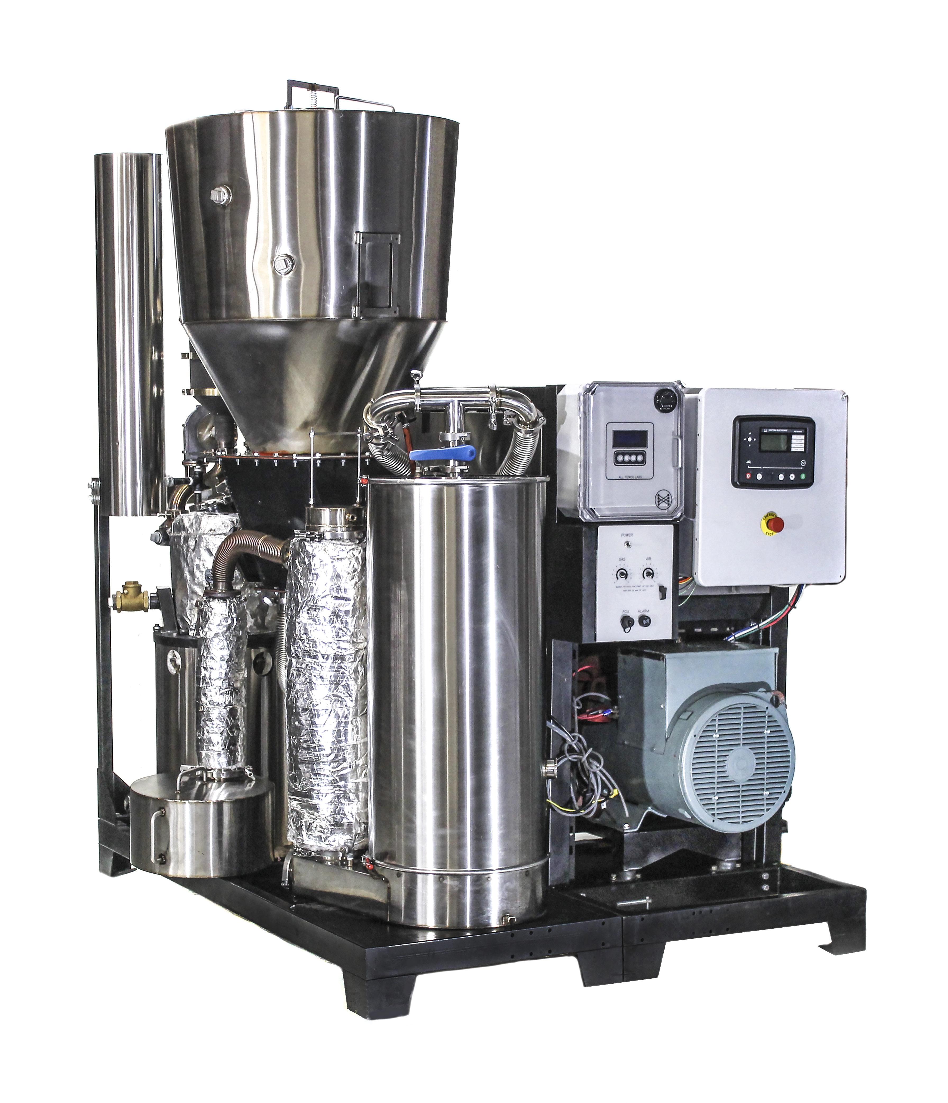 PP30 Power Pallet gasifier genset photo,