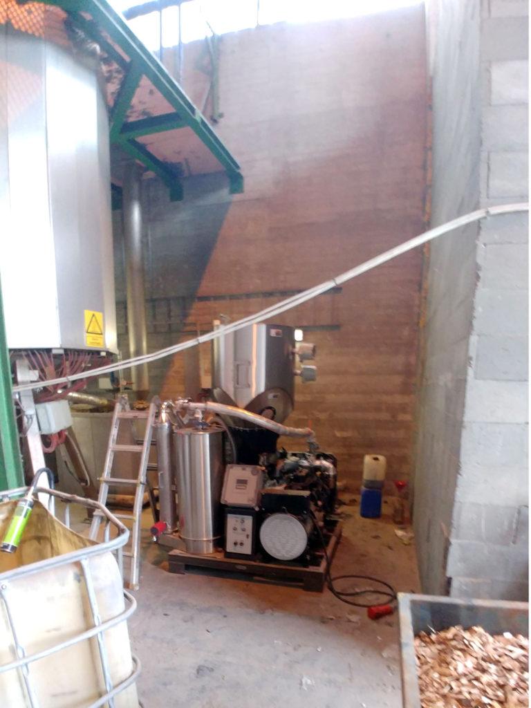 PP20 in Denova warehouse