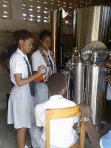 Rwanda students with PP20