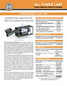 Chartainer Datasheet